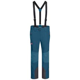Jack Wolfskin Solitude Mountain Pants Men, dark cobalt